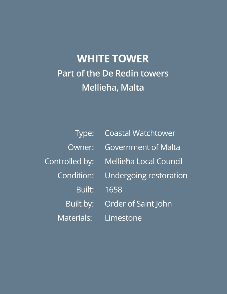 White Tower Information